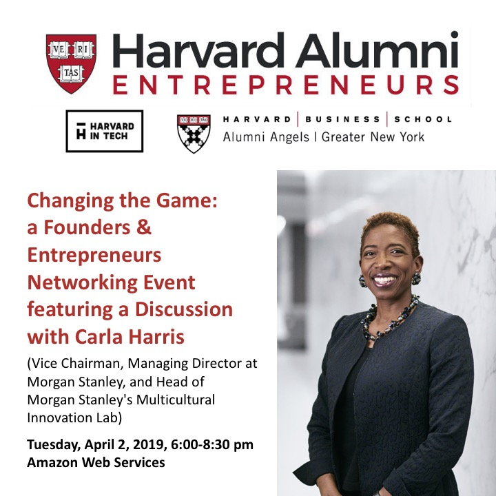 Changing the Game: A Founders & Entrepreneurs Networking